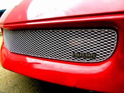 93-97 Camaro Grill Craft Steel Powdercoat Grille