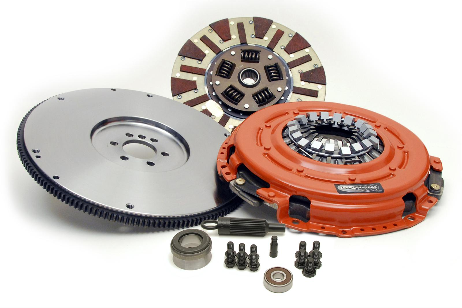 2004-06 Cadillac CTS-V Centerforce Dual Friction Clutch Kit W/Alum Flywheel