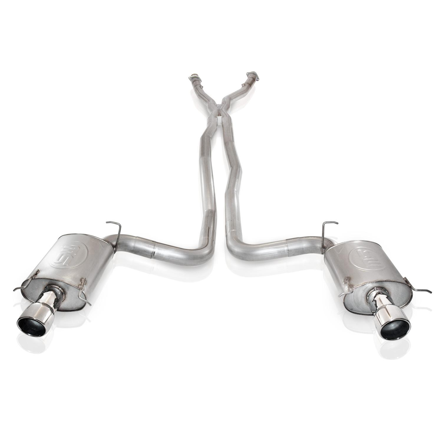 CORSA 14940 Cat-Back System