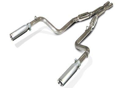 "2005-10 Dodge Charger/Magnum/300C 5.7L V8 SLP ""Loud Mouth"" (Modular) Use w/Stock Exhaust Manifold"