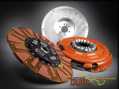LS1/LS2 Centerforce Dual Friction Clutch