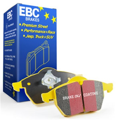 2009-2015 Dodge Challenger EBC Yellowstuff Rear Brake Pads