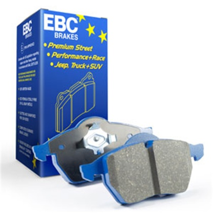 2004 GTO EBC Blue Stuff Front Brake Pads