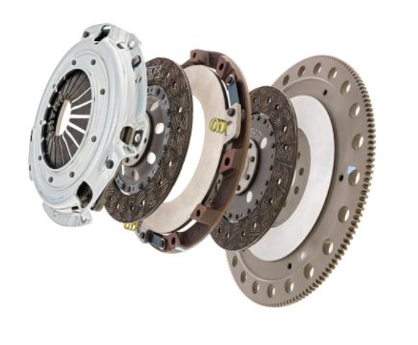 2011-2017 Ford Mustang GT 5.0L Exedy Twin Disc Organic Clutch Kit