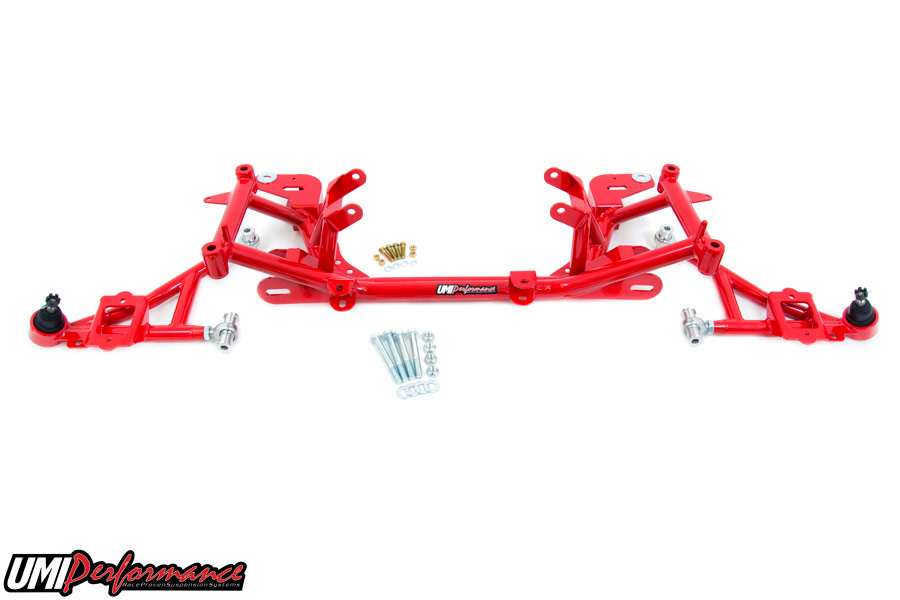 98-02 LS1 UMI Performance Front End Kit - Stage 1