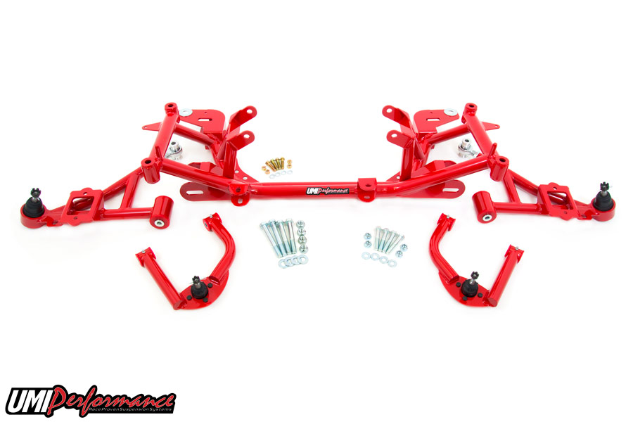 98-02 LS1 UMI Performance Front End Kit - Stage 2
