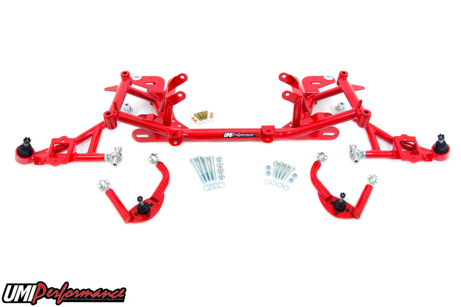 98-02 LS1 UMI Performance Front End Kit - Stage 3