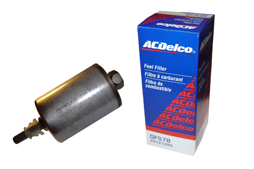 93-02 GM In-Line Fuel Filter