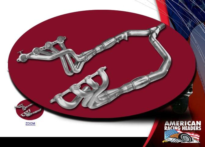 98-02 LS1 Fbody American Racing Headers Catted Ypipe