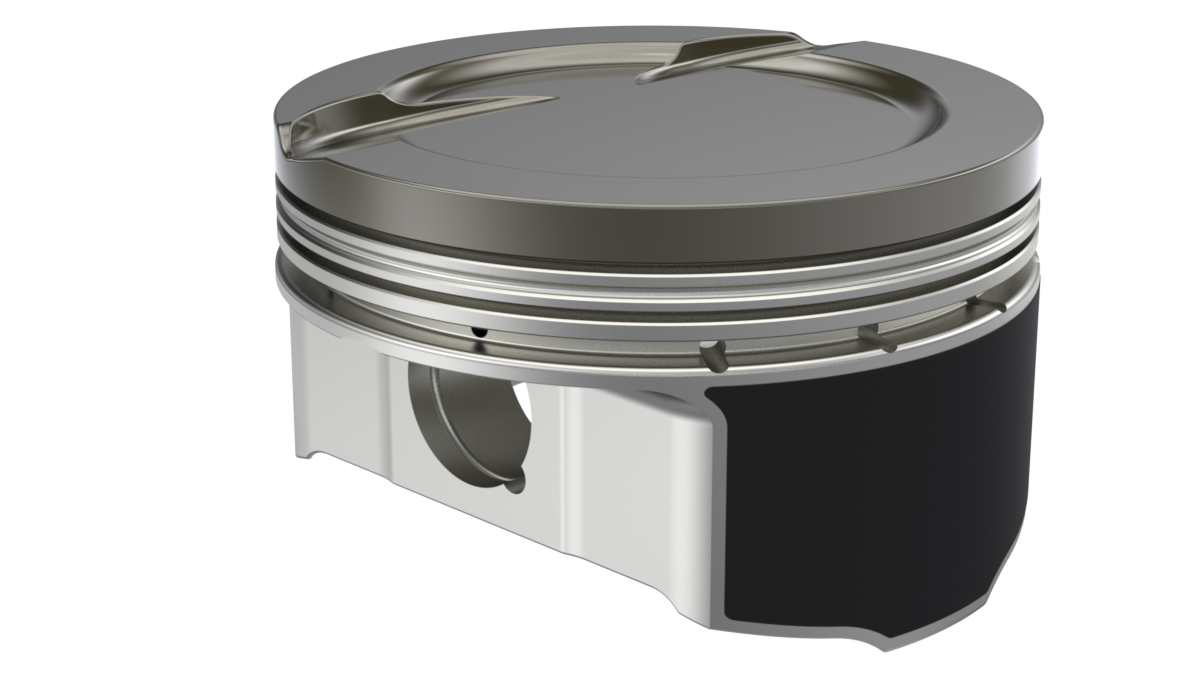 "LS2/LS3/LSA/LS9 Icon Premium-2 Forged Pistons 4.005"" Bore, 4.000"" Stroke, 6.125"" Rod w/.927"" PIN - Dish Piston 20cc"