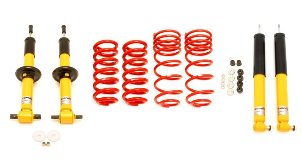93-02 Fbody BMR Suspension Koni Handling Performance Package - Level 1