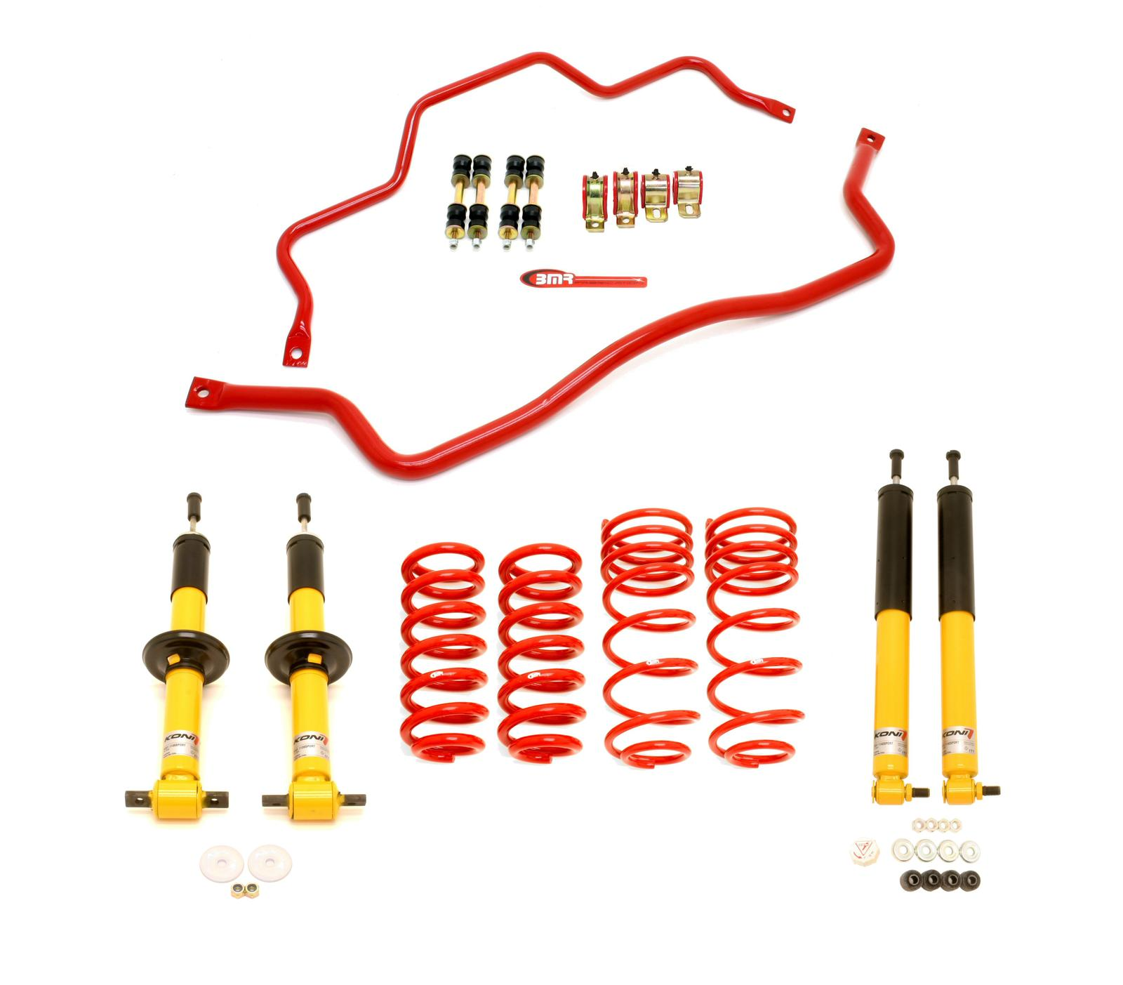93-02 Fbody BMR Suspension Koni Handling Performance Package - Level 4