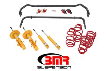 2010-2011 Camaro BMR Suspension Koni Handling Performance Package - Level 2