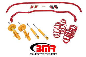 2013-2015 Camaro BMR Suspension Koni Handling Performance Package - Level 2-