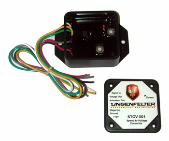 Lingenfelter Speed to Voltage Converter & Speed Based Relay Cont