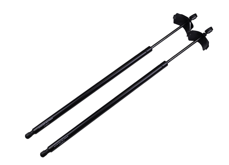 93-02 Firebird Trans Am Perfmance Years Rear Trunk Lift Supports - Black Finish