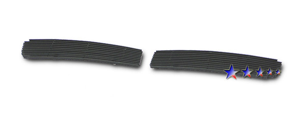 2008-2009 Pontiac G8 Max Performance Lower Billet Grilles - Black