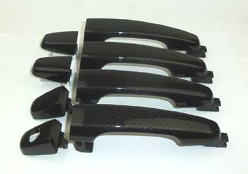 2008-2009 Pontiac G8 Performance Years Carbon Fiber Door Handle Set