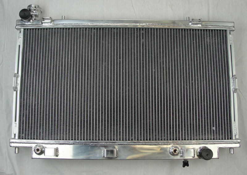 2008-2009 Pontiac G8 GT/GXP Performance Years 2 Row Aluminum Radiator