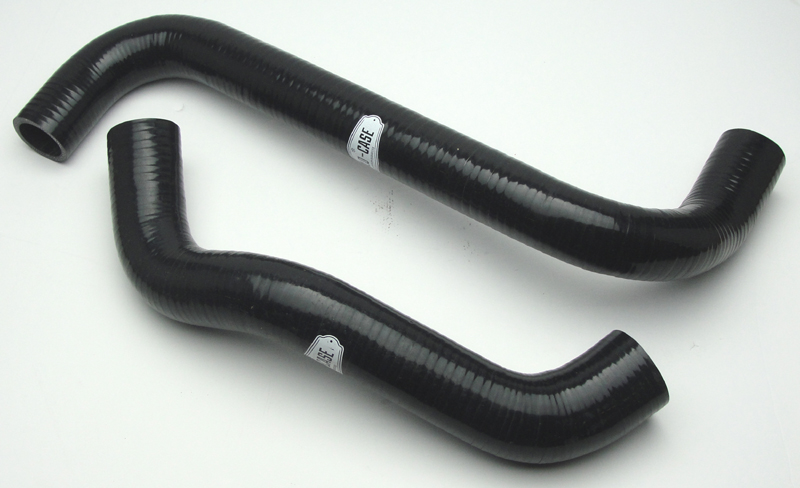 2008-2009 Pontiac G8 GT Max Performance Cold Case Silicone Radiator Hose Kit - Black