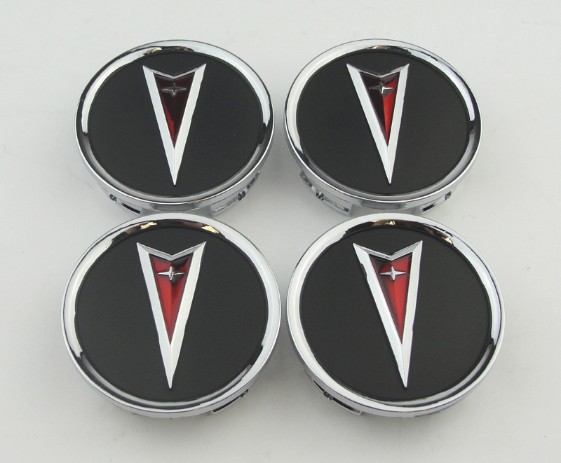2008-2009 Pontiac G8 GT/GXP Performance Years Center Caps (Set of 4)