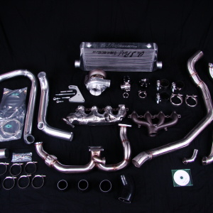 98-02 LS1 Fbody On 3 Performance Turbo Kit - Retains A/C
