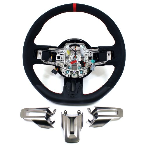 2015+ Ford Mustang Ford Racing GT350R Steering Wheel Kit