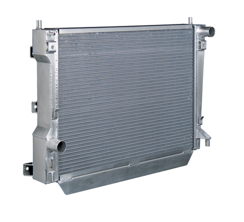 2005-2014 Ford Mustang GT Ford Racing Aluminum Radiator