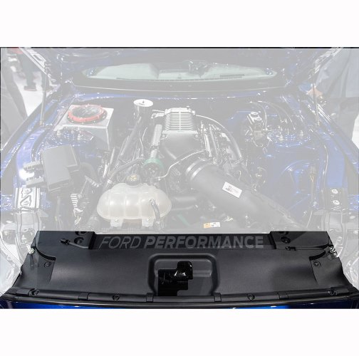 2015+ Ford Mustang Ford Racing Radiator Cover