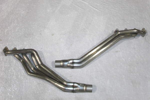 "2005-2010 Ford Mustang GT V8 Stainless Works 1 3/4"" Headers"