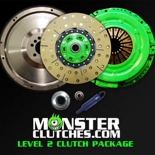 "2004-2006 Pontiac GTO Monster Clutch LSX Level 2 12"" Clutch - 550rwhp/rwtq"