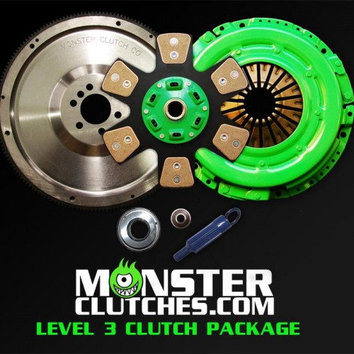"2004-2006 Pontiac GTO Monster Clutch LSX Level 3 12"" Clutch - 700rwhp/rwtq"