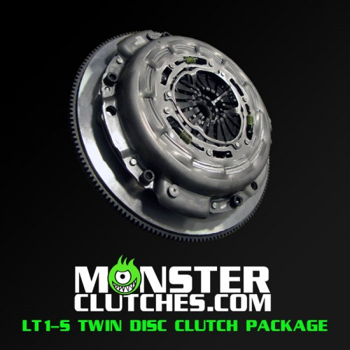 2004-2006 Pontiac GTO Monster Clutch LT1-S Twin Disc Clutch - 700 rwhp/rwtq