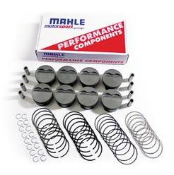 2011+ Challenger/Charger Mahle Forged Dome Hemi 6.4L 4.090 Bore Piston Kit