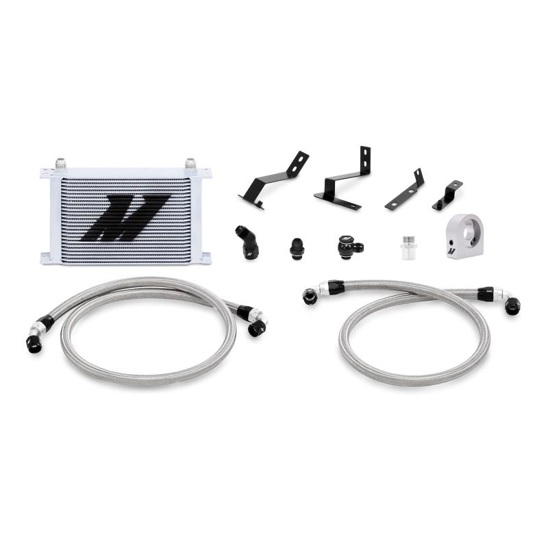 2016+ Camaro SS V8 Mishimoto Engine Oil Cooler Kit - Black
