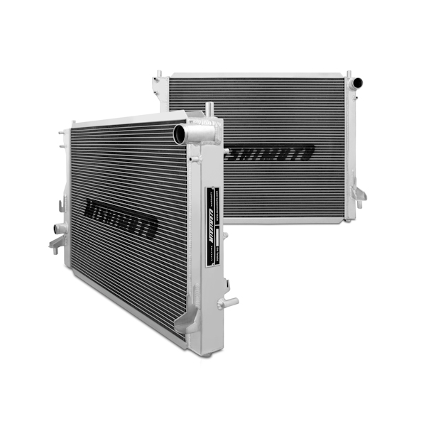 2005+ Ford Mustang Mishimoto Performance Aluminum Radiator