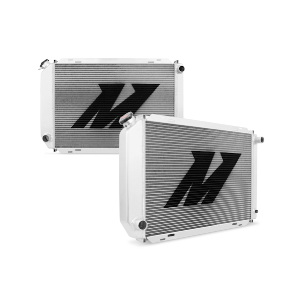 1979-1993 Ford Mustang Mishimoto Performance Aluminum Radiator - Automatic Cars