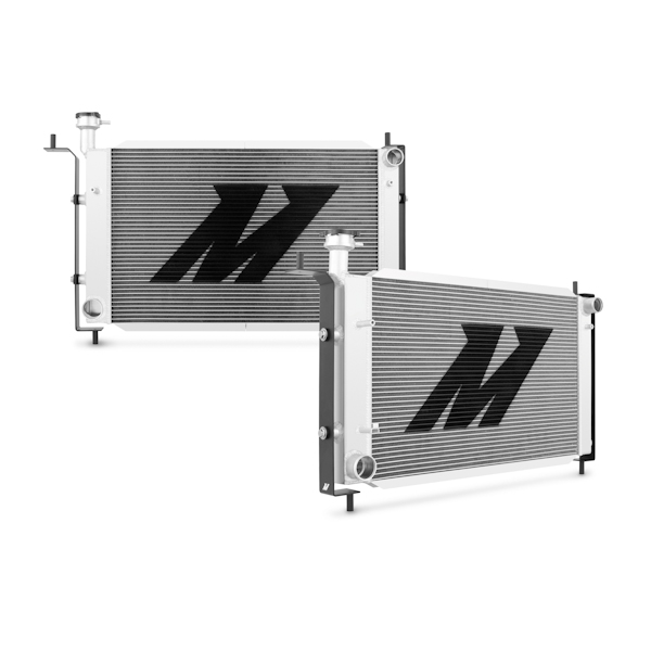 1994-1995 Ford Mustang Mishimoto Performance Aluminum Radiator w/Stabilizer System - Automatic Cars