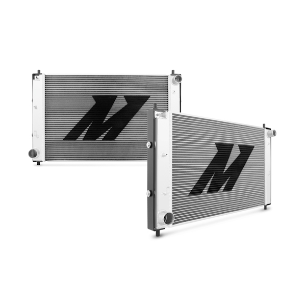 1997-2004 Ford Mustang Mishimoto Performance Aluminum Radiator w/Stabilizer System - Manual Cars
