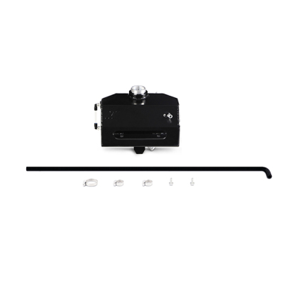 2015+ Ford Mustang Mishimoto Aluminum Coolant Expansion Tank - Black