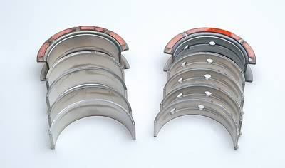 LS1/LS2/LS6 Clevite H-Series Main Bearings
