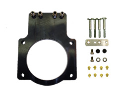 Nitrous Outlet 90 MM / LS2 Dual Stage Plate Conversion