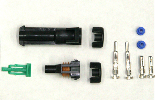 Racetronix Pump Booster Connector Set
