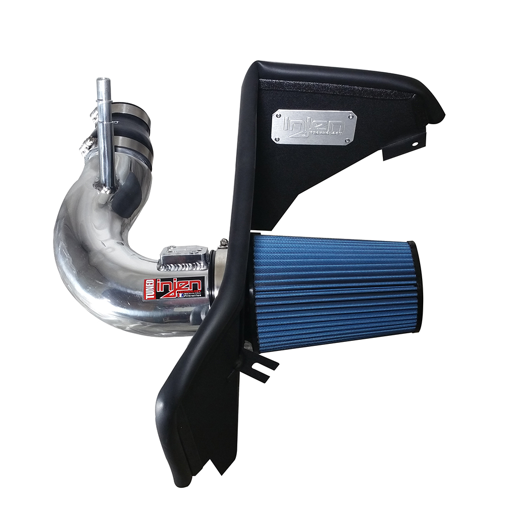 2016+ Camaro 2.0L I4 Injen Technology Powerflow Cold Air Intake - Polished