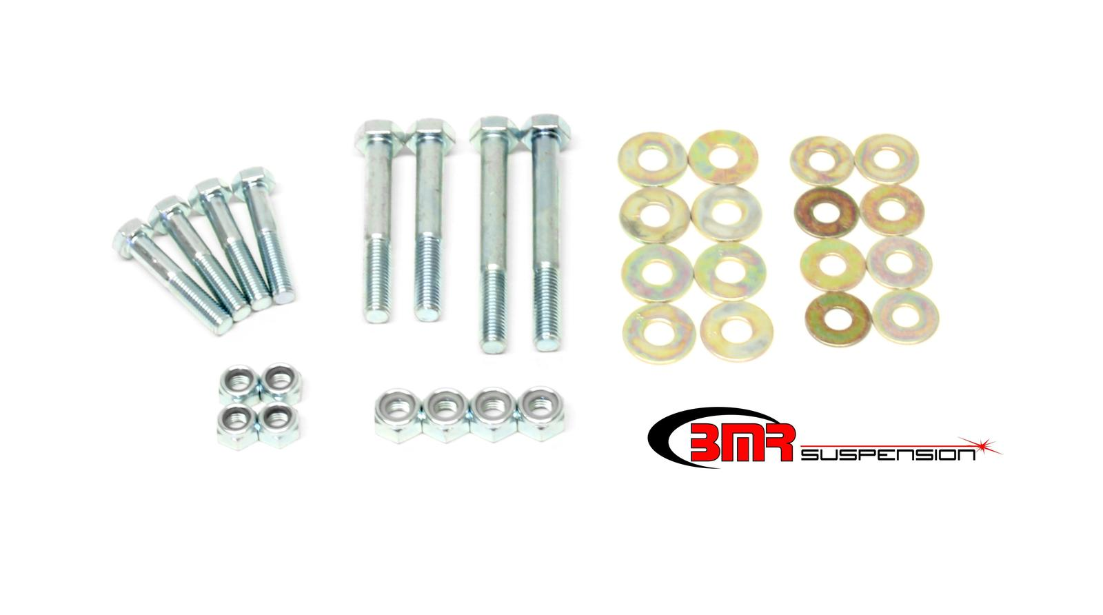 93-02 Fbody BMR Suspension Front Upper and Lower Control Arm Hardware Kit
