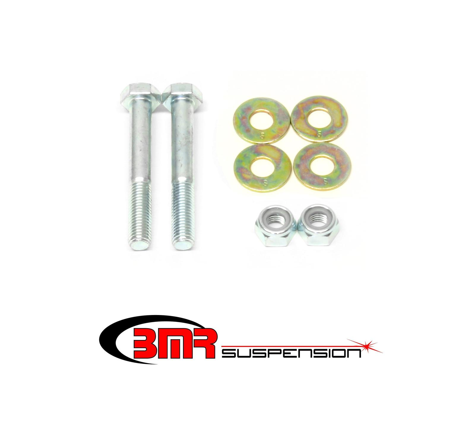 2005-2015 Ford Mustang GT BMR Suspension Front Lower Control Arm Hardware Kit