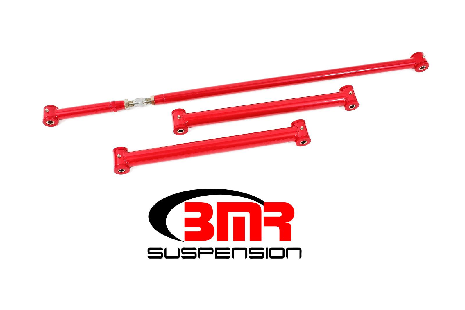 82-02 Fbody BMR Suspension On Car Adjustable Rear Suspension Kit - Poly/Poly End (Adj. Pandhard Bar Only)