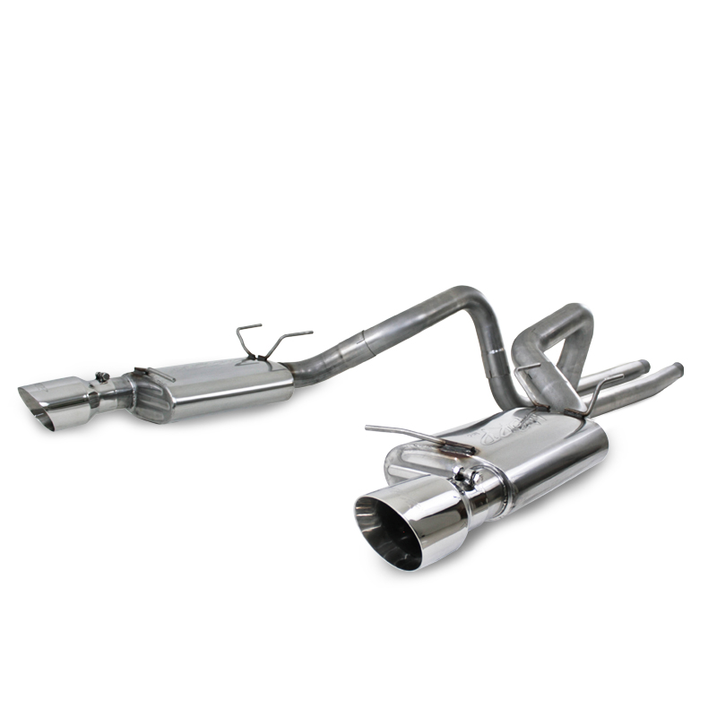 2011+ Ford Mustang GT500 5.4L V8 MBRP Performance XP Series Exhaust System