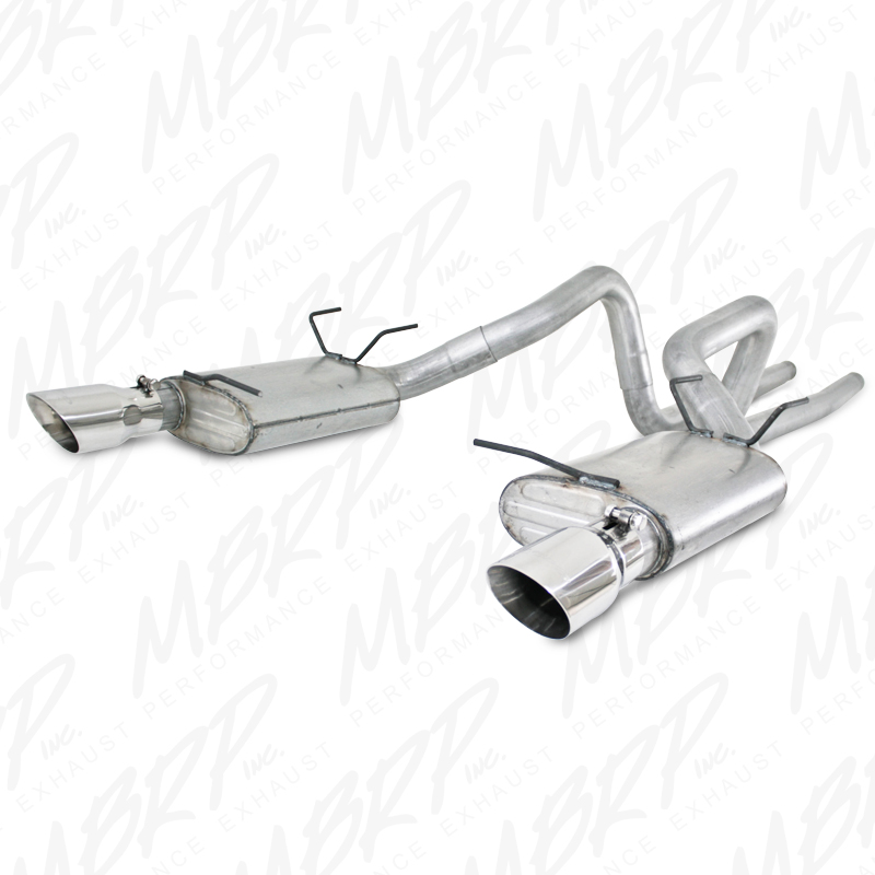 2011+ Ford Mustang GT 5.0L V8 MBRP Performance XP Series Exhaust System