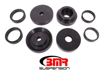 2008+ Dodge Challenger BMR Suspension Rear Cradle Lockout Bushing Kit